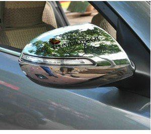 sale price ABS chromed door mirror cover/side mirror for  2011 KIA SPORTAGE<br>