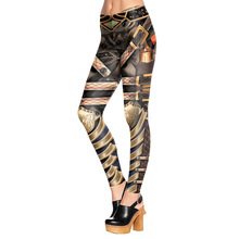 Buy New Arrival 1444 Sexy Girl WOW Game Alliance Belt Horde Printed Elastic Fitness Polyester Workout Women Leggings Pants for $9.50 in AliExpress store