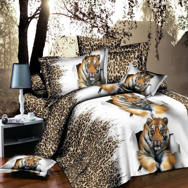 3D Bedding Set Flower King Size 3D oil painting Duvet Cover Set Gold Red Rose Luxury 3D Sheets Pillow free shipping(China (Mainland))