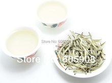 100g 2015 Organic Premium Bai Hao Yin Zhen White Tea Bai Hao Silver Needle White Tea