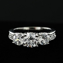 2014 Brand Design High quality Fashion Elegant Romantic Noble Plated 18K Real Gold Zircon Crystal