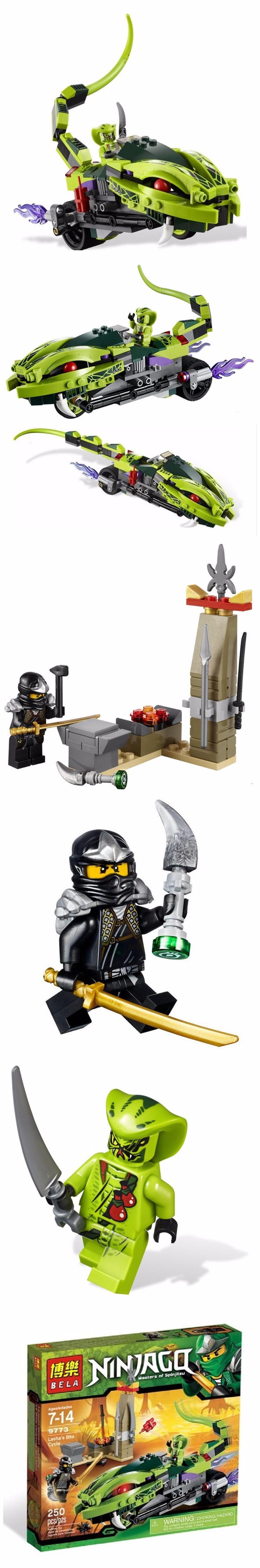 Snake Toys For Boys : New bela pcs phantom building blocks snake toys