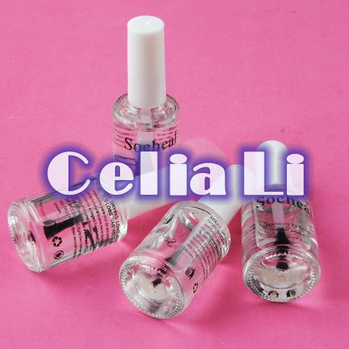 Hot 4 pcs Nail polish Oil Nail Art Kit Bright Gel Polish acrylic Nail Art Tools 1160(China (Mainland))