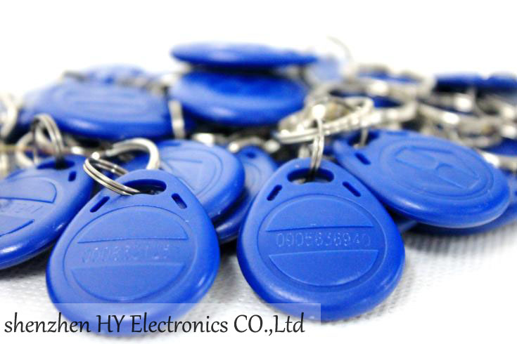 100PCS/LOT Access Control Card RFID Smart Card ID Key Fobs 125 KHz Id Card(China (Mainland))
