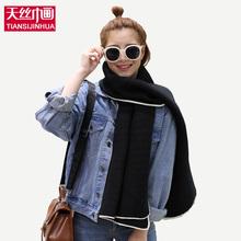 Fold Winter scarf 2016 Tartan Scarf women Cashmere Solid Shawl cuadros New Designer Femme Acrylic PashminaWool warm bufandas