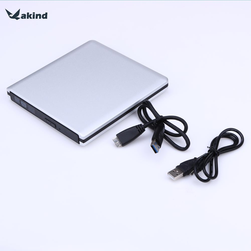 USB 3.0 SATA external Caddy Enclosure case for laptop CD-RW/DVD-RW Burner/Writer/Drive for Linux Mac 10 OS Window High Quality(China (Mainland))