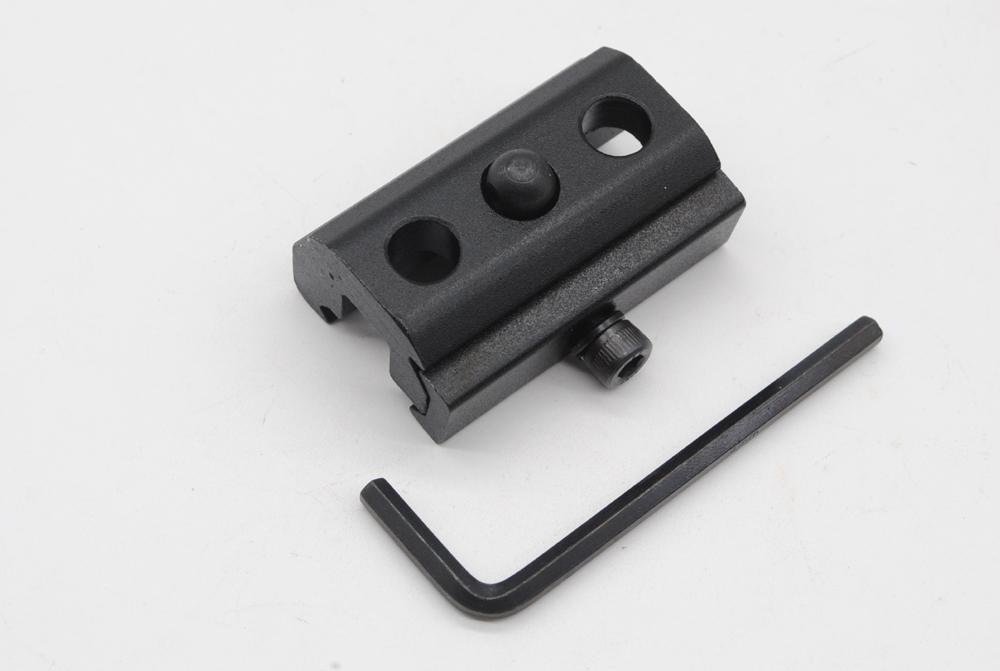 Slings Swivels QD Bipod Sling Adapter Fit 20mm Picatinny Weaver Rail Mount Converter Hunting Accessories(China (Mainland))