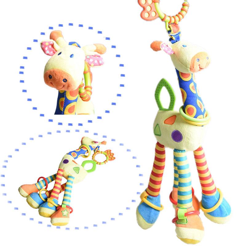 Online kaufen großhandel giraffe baby spielzeug aus china