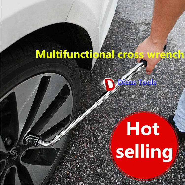 hot selling 3pcs auto wheel wrench socket spanner set(China (Mainland))