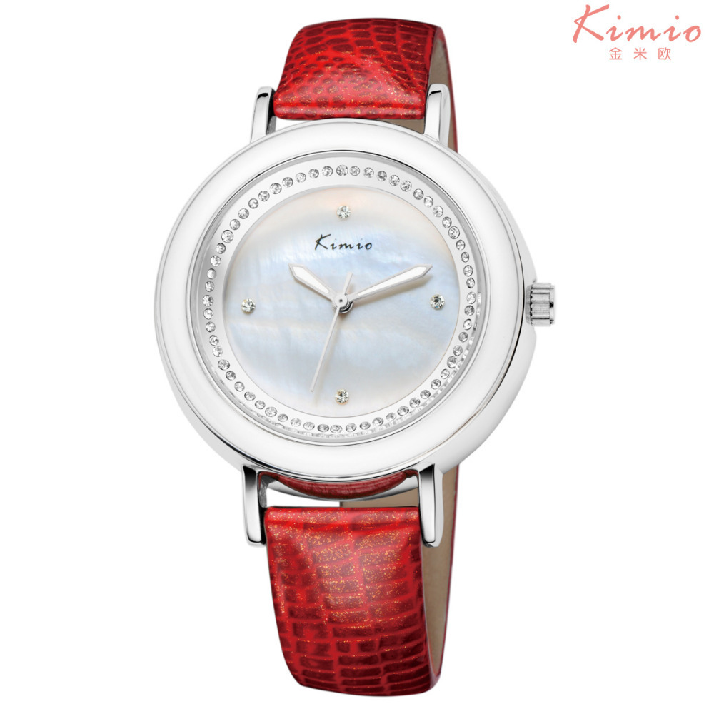aliexpress buy real leather kimio luxury watches