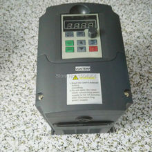 ac motor Speed Controller Frequency converter vsd/vfd/frequency inverter 3HP 2.2KW 10A 220V 3 phase ac drive VFD
