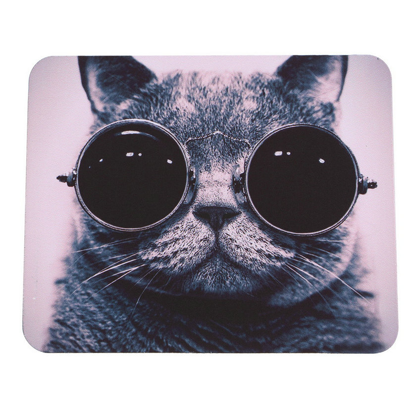 2015 HotCat Picture Anti-Slip Laptop PC Mice Pad Mat Mousepad For Optical Laser Mouse Promotion!<br><br>Aliexpress
