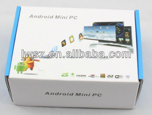 2013 hot sell Android 4.1 mini pc MK809II wifi Internet connectionTV Stick Rockchip RK30661GB RAM 8GB ROM1.6GHz free shipping