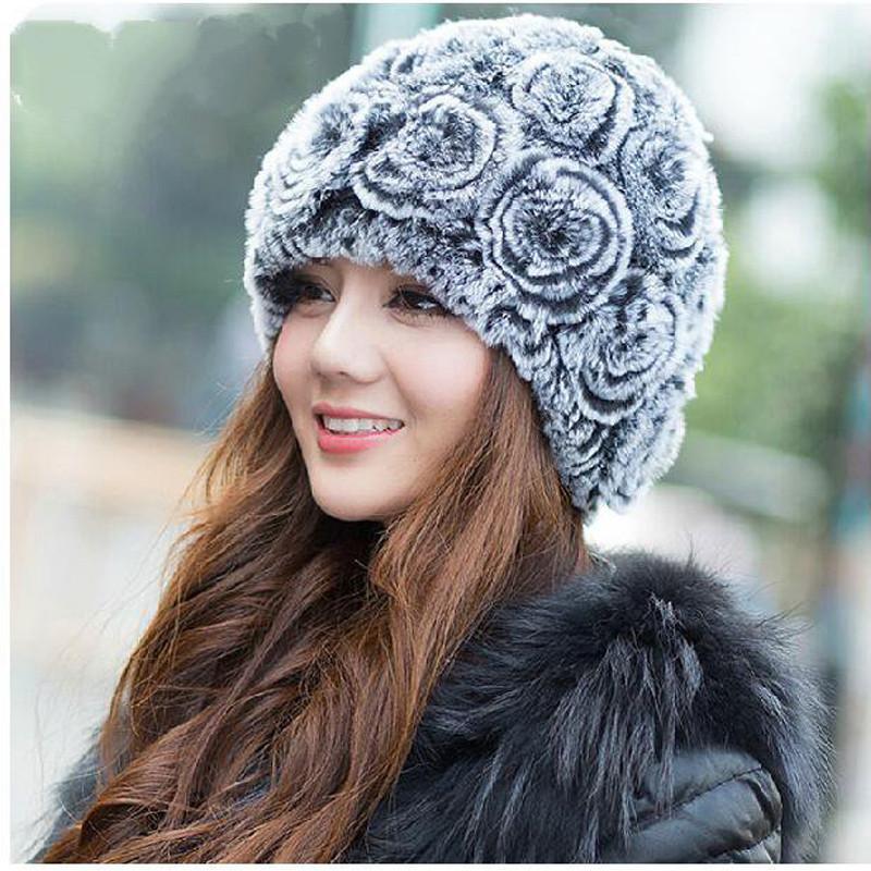 Free Knitting Pattern Russian Hat : Popular Rabbit Fur Lined Hat-Buy Cheap Rabbit Fur Lined ...
