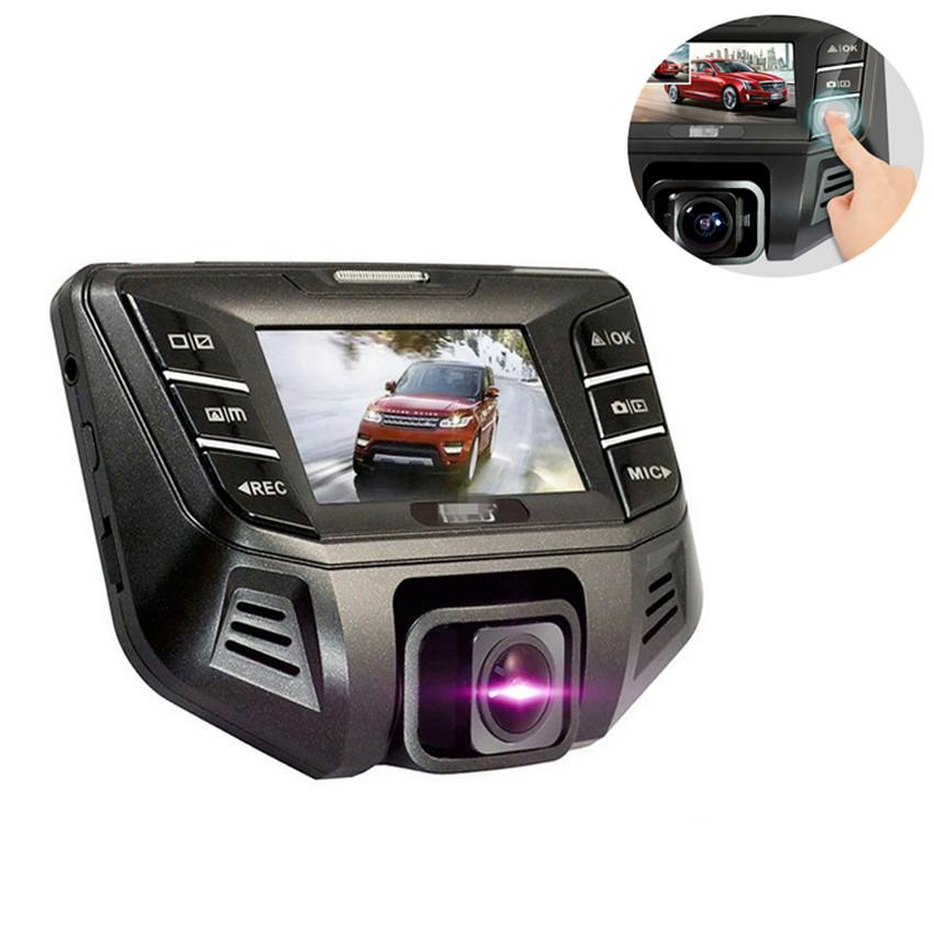 Newest HD 1080P enhanced version Car Camera Dual Lens Car Camera Night Vision Car DVR Vehicle Driving Camcorder Video Recorder(China (Mainland))