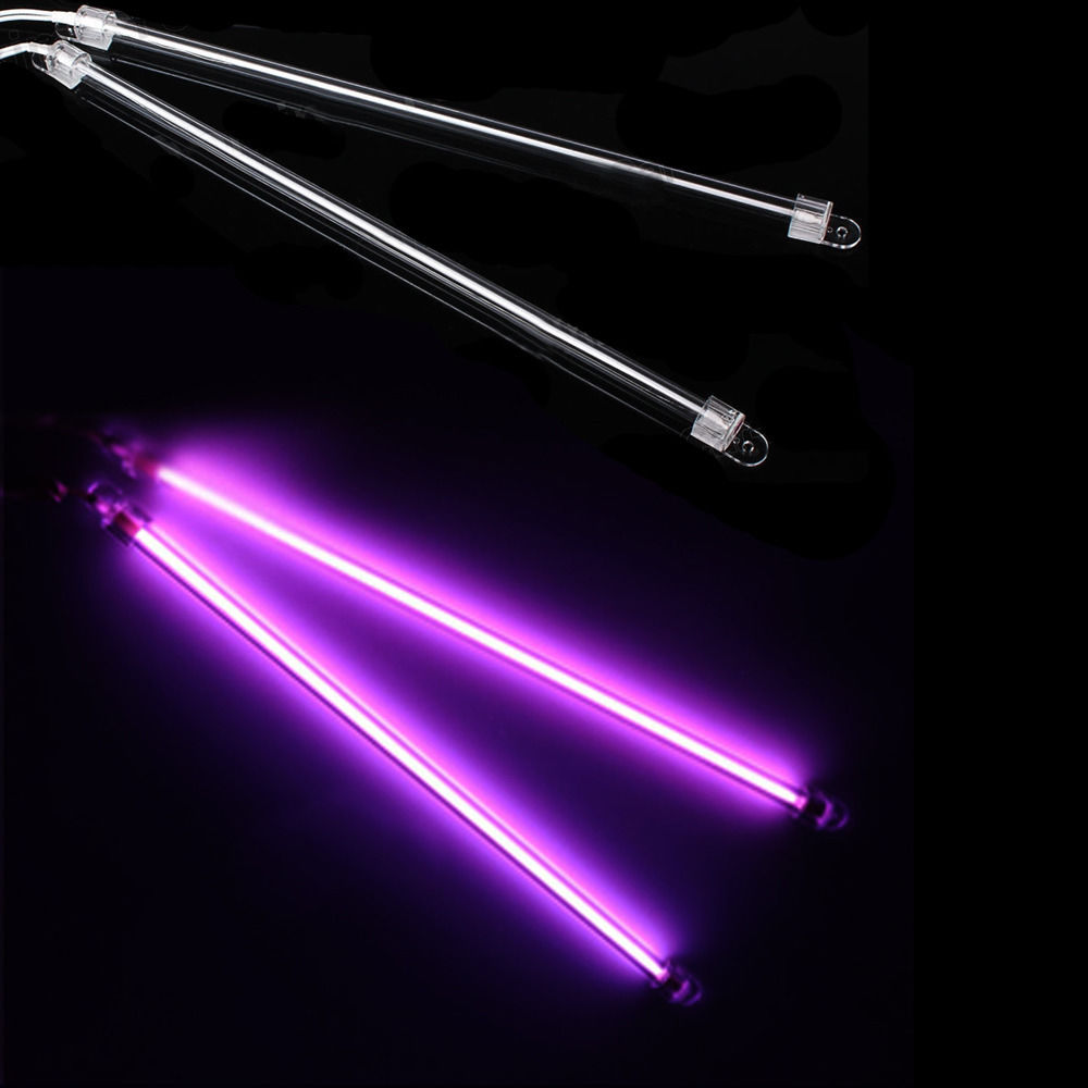 """EE support High Quality 2Pcs 6""""/15cm CCFL Cold Cathode Neon Tube Light Lamp Car Led Lighting XY01(China (Mainland))"""
