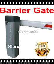 Lowest Price Automatic Car Parking Barrier Gate for road safety and car parking lot with remote control security Car rolling