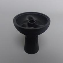 1pc 3-disc silicone shisha hookah bowl color black/blue/green(China (Mainland))