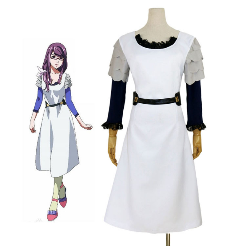 Free Shipping Cosplay Costume Tokyo Ghoul Kamishiro Rize New in Stock Retail /Wholesale Halloween Halloween Christmas PartyОдежда и ак�е��уары<br><br><br>Aliexpress