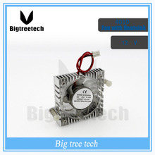 40x40x10mm 4010S 12V Brushless DC Cooling Fan 2pin with Heatsink for 3d printer 3D0018