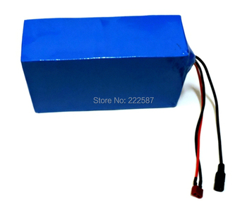 48V 12AH Rechargeable electric bike Li-ion  battery  700W electric scooter battery with  PVC case 54.6v2A charger