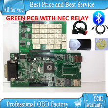 BLUETOOTH 2015.1 R1 free actived NEW VCI  TCS CDP PRO PLUS with NEC JAPAN RELAY(China (Mainland))