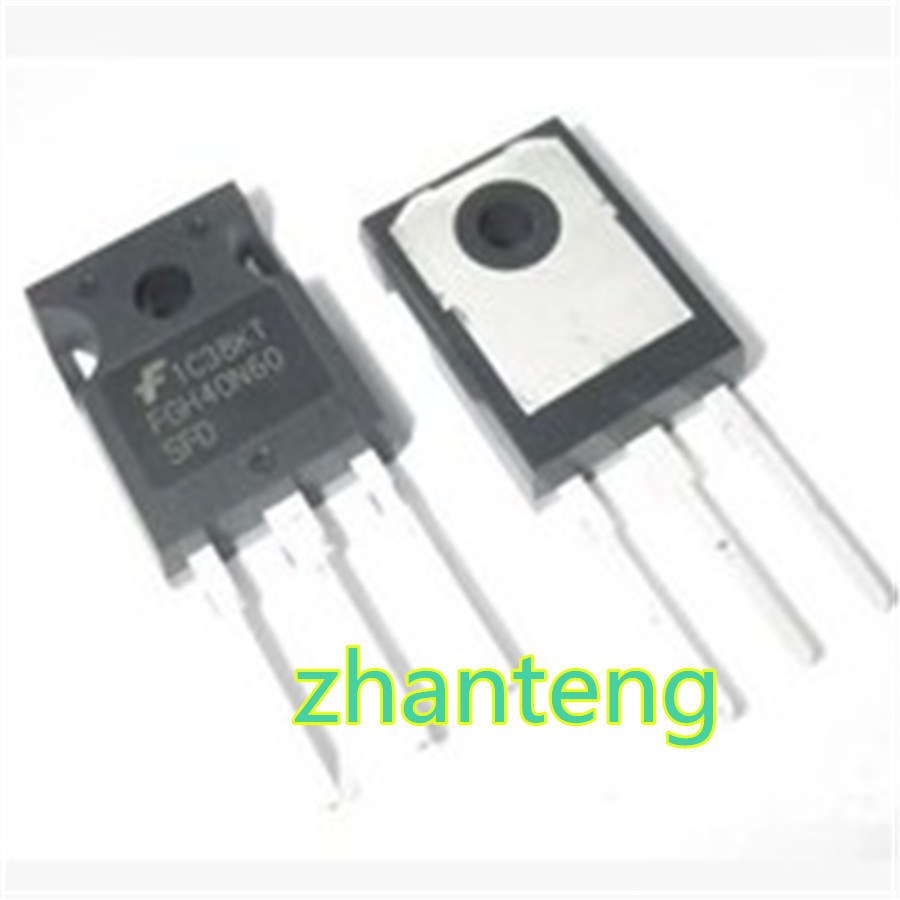 1FGH40N60SFD FGH40N60 FAIRCHILD TO-247 IC - YuYang Electronic Components store
