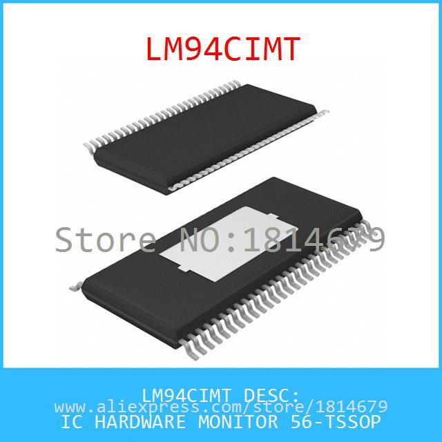 Electronic Kit LM94CIMT IC HARDWARE MONITOR 56-TSSOP 1pcs(China (Mainland))