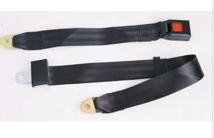 Quality thickening car safety belt simple safety belt bus school bus safety belt polypropylene fiber material