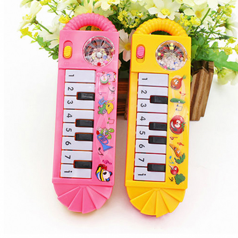 New Arrival Hot Sale Baby Infant Toddler Kids Musical Piano Developmental Toy Early Educational Game(China (Mainland))