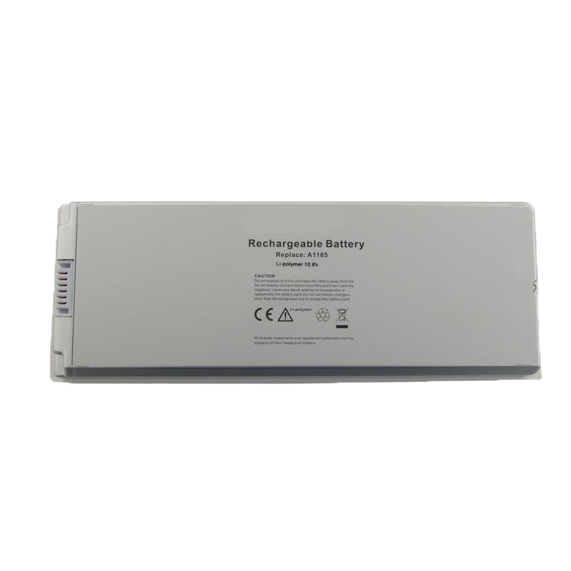 """White AND black Battery for Apple MacBook 13"""" A1185 A1181 MA561 MA561FE/A MA561G/A MA254 MA255CH/A MA699B/A MB061X/A 60wh(China (Mainland))"""