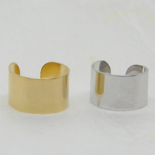 Summer fashion accessories No hole in ear clip Hundred copper quality EH004