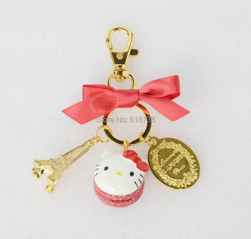 Hello Kitty laduree Macaron keychain Gifts (6).jpg