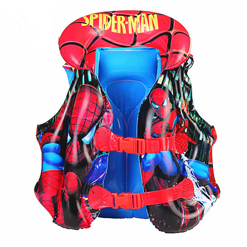 3 to 5 years old inflatable swimming cartoon children's swimming vest life jacket Life buoy xx092(China (Mainland))