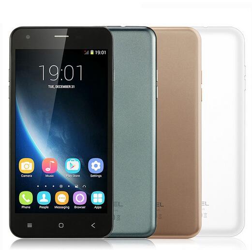 Original Oukitel U7 PRO 5.5 inch IPS HD 1280x720 3G Smart Phone MTK6580 Quad Core Android 5.1 1GB RAM 8GB ROM 8MP Dual Sim GPS(China (Mainland))