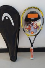 New 100% carbon Tennis racket, YouTek IG Speed De calidad superior HD L3 Tennis racket ,free of charge racket bag and threading(China)