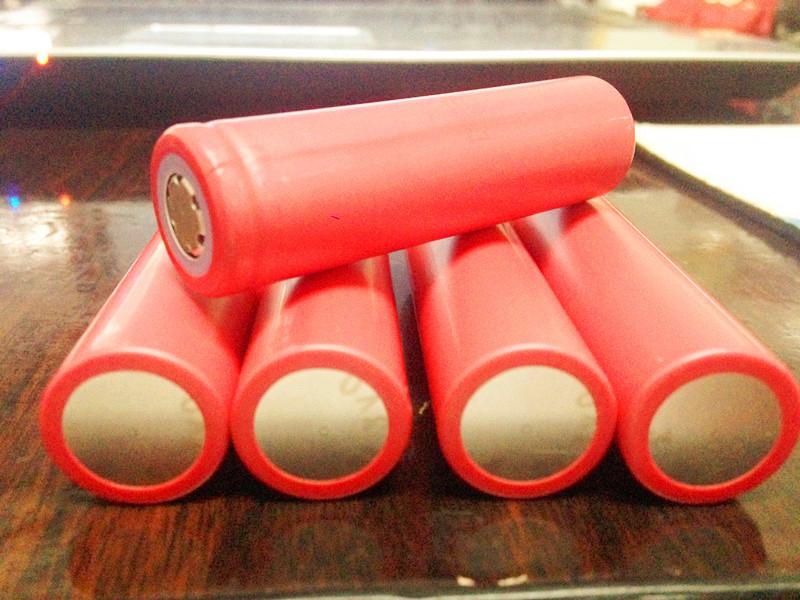 16pcs free shipping Original Sanyo 18650 ICR18650- 2600mAh Li-ion 3.7v Battery For Sanyo(China (Mainland))