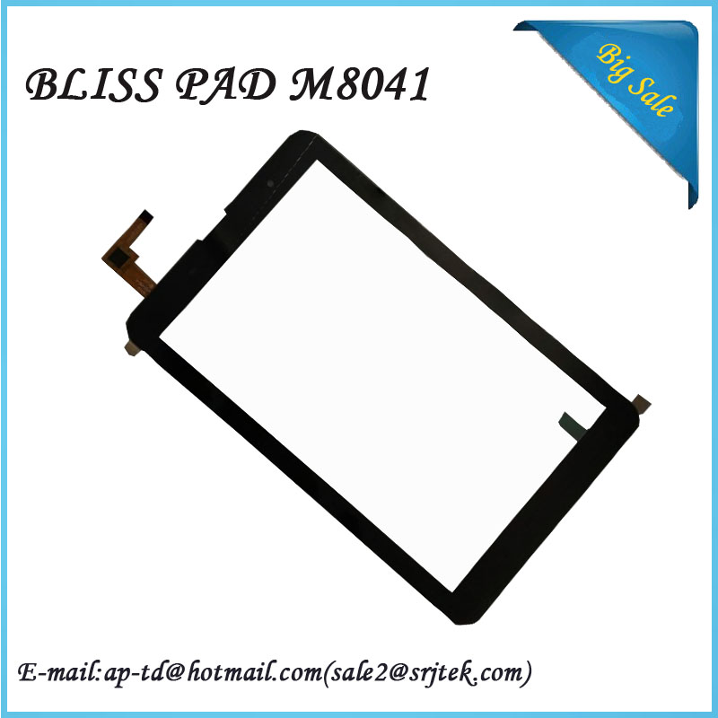 New 8 Inch BLISS PAD M8041 Touch Screen Digitizer Panel Glass Sensor Replacement tablet pc<br><br>Aliexpress