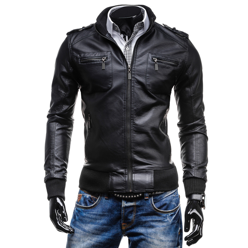 Black Leather Jackets For Men 2017 | My Jacket