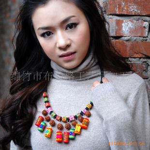 National wind original necklace, necklace jewelry by hand(China (Mainland))