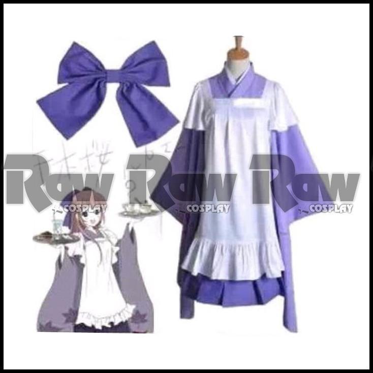 Megurine Luka cosplay costumes VOCALOID Senbonzakura Cosplay clothing Anime Hatsune Miku girl kimono Free Shipping RAW0345(China (Mainland))