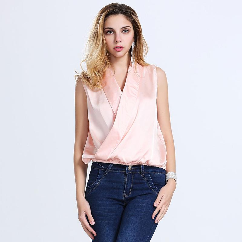 Amazing Chiffon Blouse 2018 New Women Tops Long Sleeve Stand Neck Work Wear Shirts Elegant Lady Blouses ...
