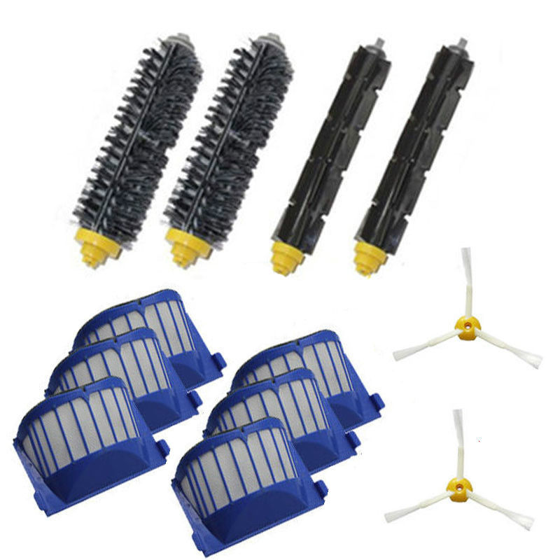 Free Post New Aero Vac Filters Brush for iRobot Roomba 600 Series 620 630 650 660 670 Vacuum<br><br>Aliexpress
