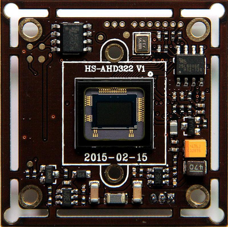 "AHD1080P 2.0MP board camera module cctv camera PCB Board,1/2.8"" SONY IMX 322CMOS + NVP2441H DSP,0.001LUX Star-level night vision(China (Mainland))"