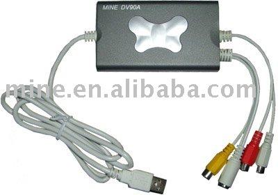 Offer professional one channel USB DVR caputre box(China (Mainland))