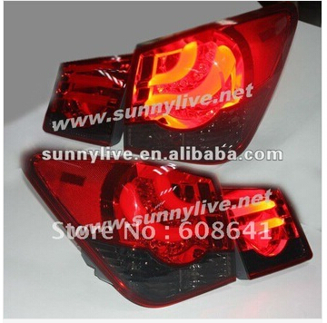 For CHEVROLET Cruze Tail Lamp with LED ( Left and Right ) 2009-2011 V4 Type(China (Mainland))