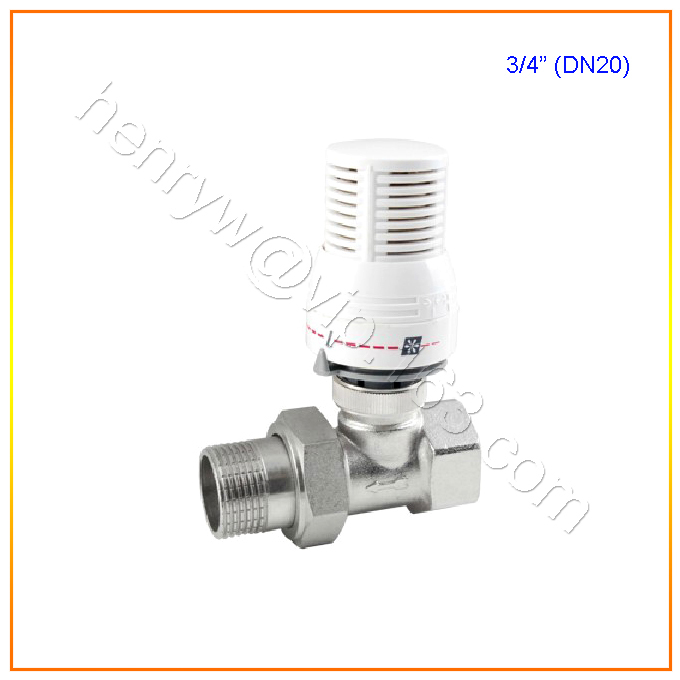 Aliexpress Com Buy Brand New Brass Control Mixing Valve: Retail Luxury Brass Thermostatic Mixing Valve For Radiator