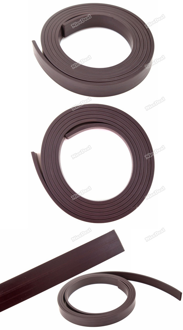 ChicClub 3 Feet Long Rubber Flexible Magnetic Tape Craft Strip(China (Mainland))