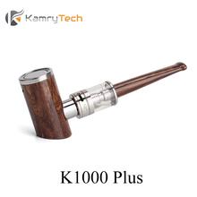 Buy E Pipe Kamry K1000 Plus Wooden Pipe Vape Pen Electronic Cigarette Kit E Hookah Vaporizer K1000 Atomizer E-Cigarette X1034 for $30.46 in AliExpress store