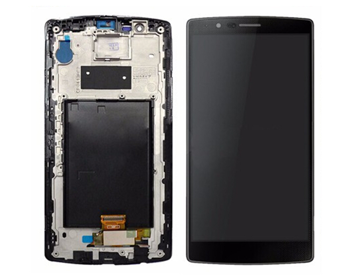 1/PCS Black/white color LCD Screen For LG G4 H810 VS999 LCD With Touch Screen Digitizer Frame Assembly Free Shipping